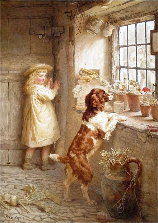 3.Helena Jane Maguire (british, 1860-1909)