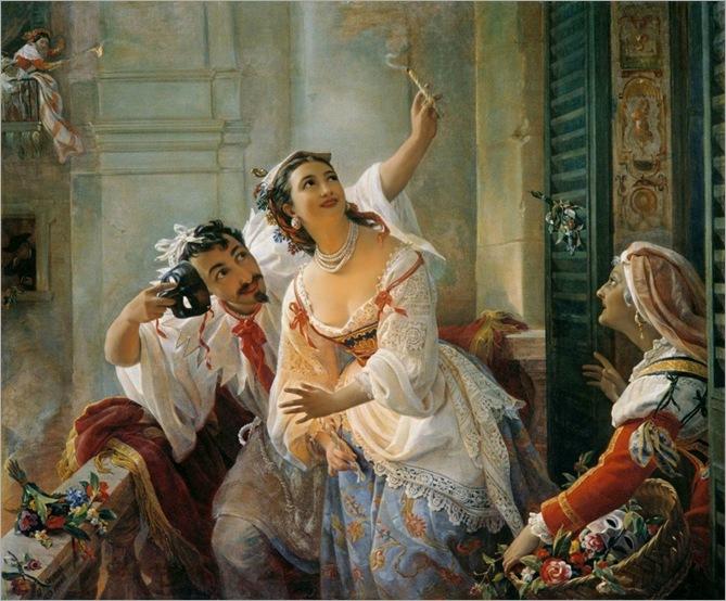 Pimen Nikitich Orlov - Roman Carnival