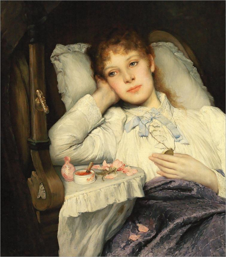 gabriel-cornelius-ritter-von-max-(1840-1915)-Traviata