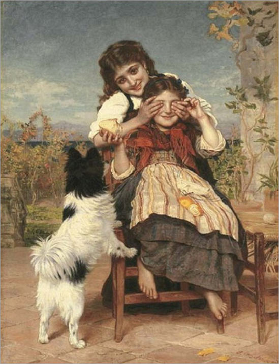 Guess Again - Sophie Anderson