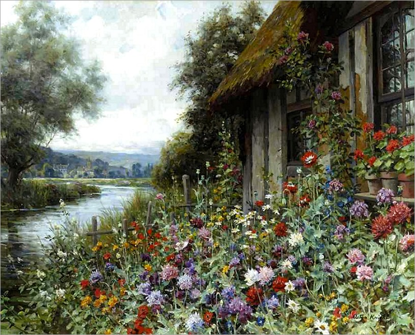 10.Louis Aston Knight (french, 1873-1948)