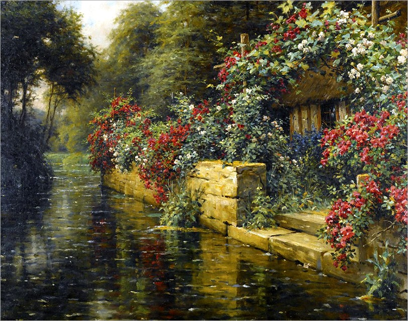 11.Louis Aston Knight (french, 1873-1948)