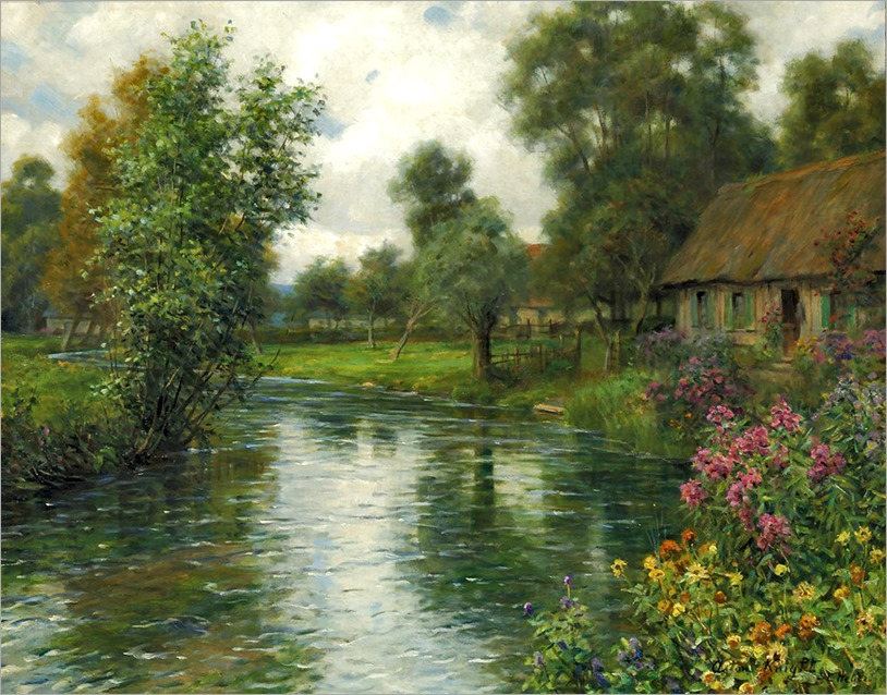 4.Louis Aston Knight (french, 1873-1948)