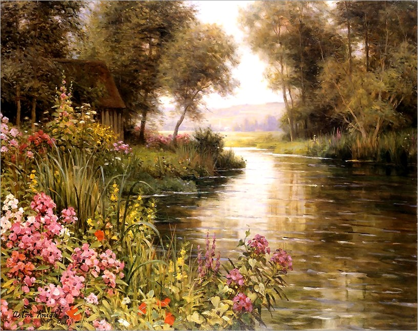 7.Louis Aston Knight (french, 1873-1948)