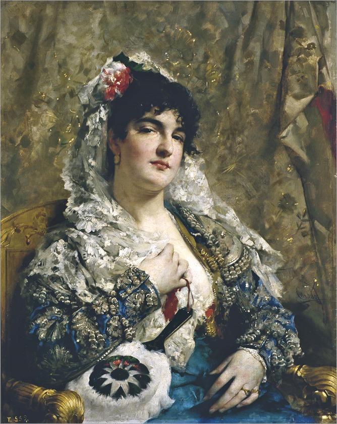 La_Tirana-José Casado del Alisal (spanish, 1832–1886)