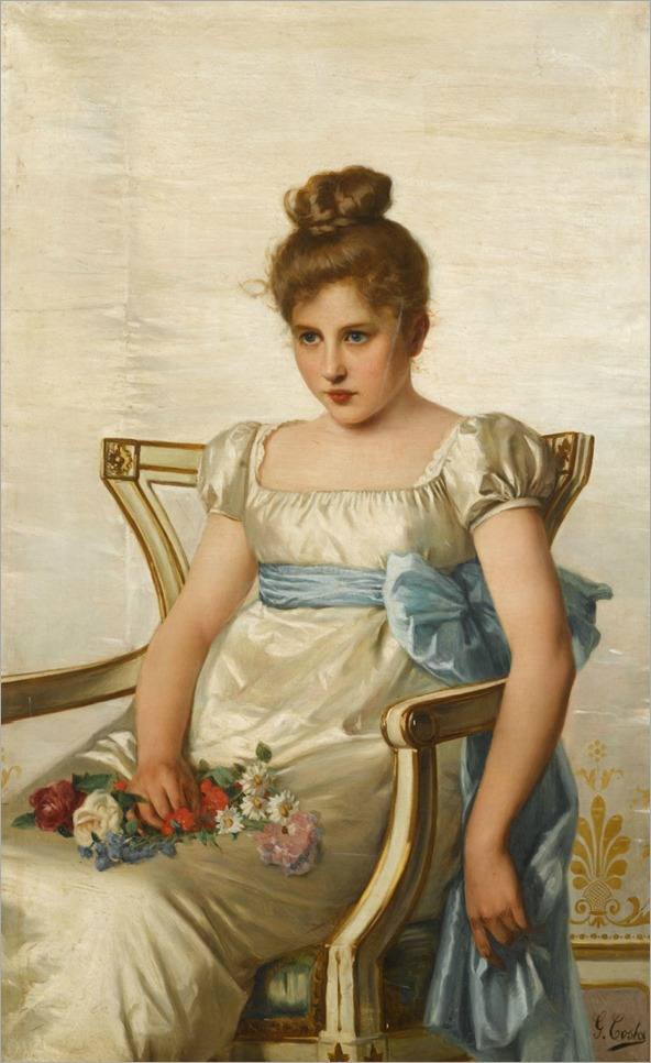 Giovanni Costa (Italian, 1833 - 1893) - Reverie (2)